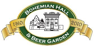 Home Bohemian Hall Beer Garden
